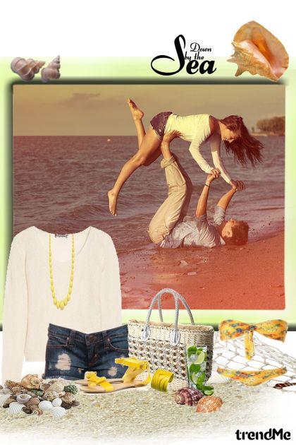 ljubav na moru...- Fashion set