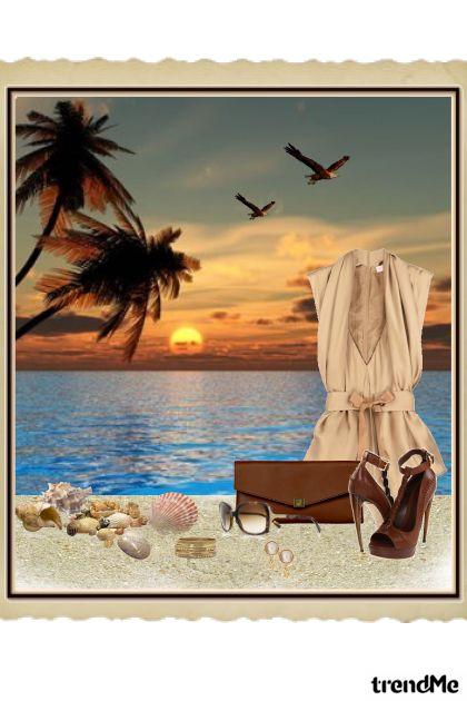 Štikle u ruci, pijesak pod nogama, ljubav u zraku!