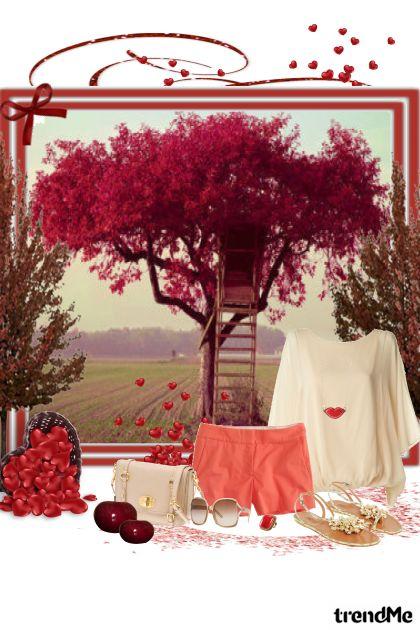 Kućica na drvetu <3