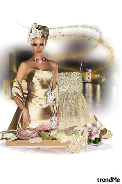 Vjenčanje u zlatnom!!!