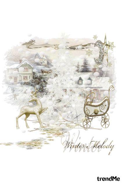Winter Melody- Modna kombinacija