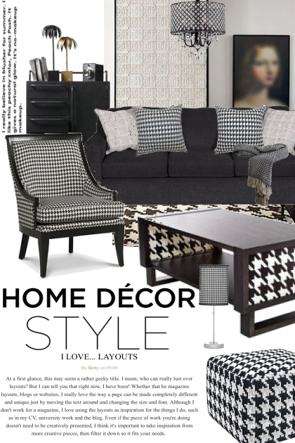 Houndstooth Home