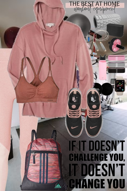 If It Doesn't Challenge You.....- Fashion set