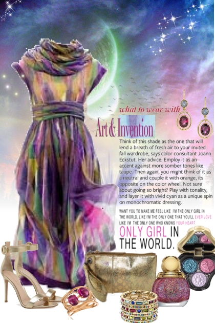 What to Wear:  Art & Invention