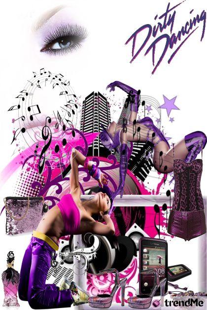 I enyoj dancing...with my HTC...:)