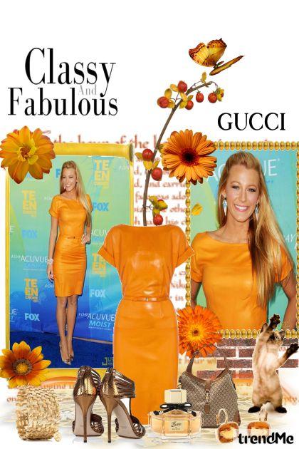 Fabolous Gucci...