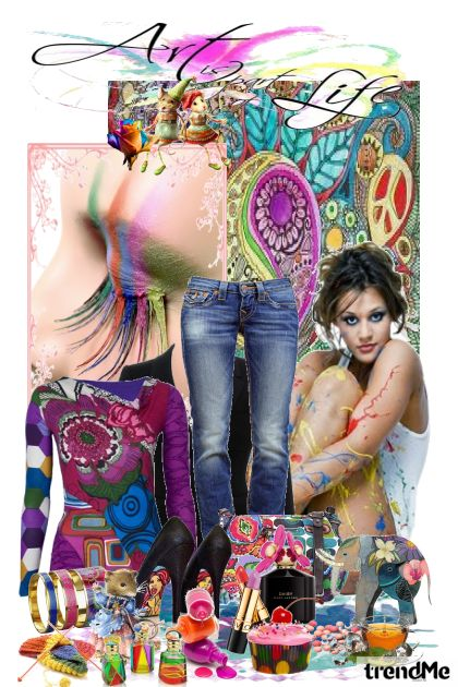 Desigual...we are not the same...