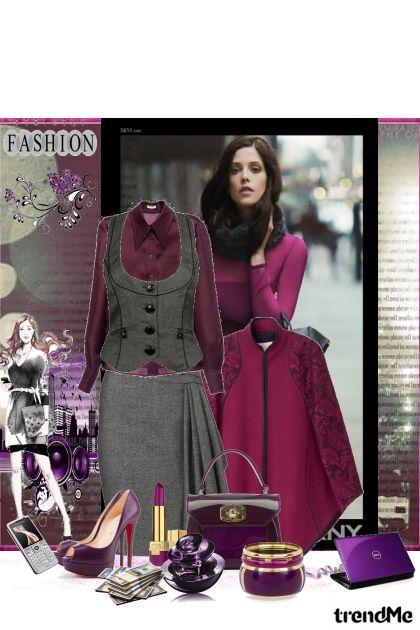 Business chic fashion