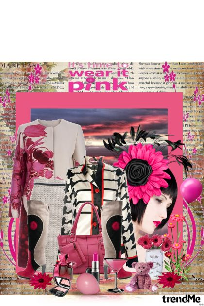 Pinky ženstveno