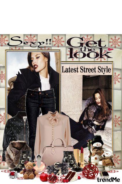 Sexy street style