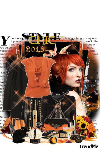 Style chic in 2013