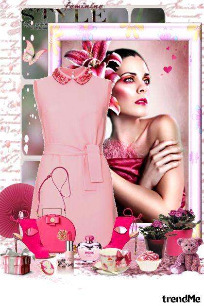 Pinky feminine style
