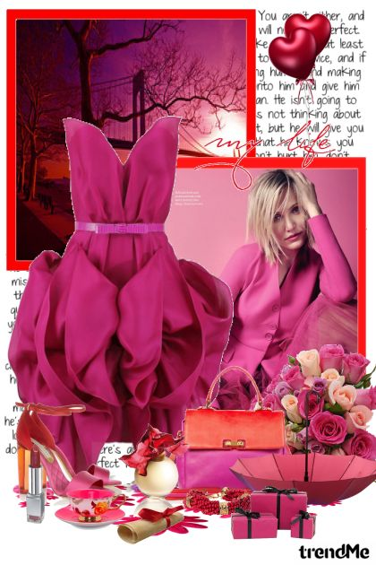 My life...in pink...