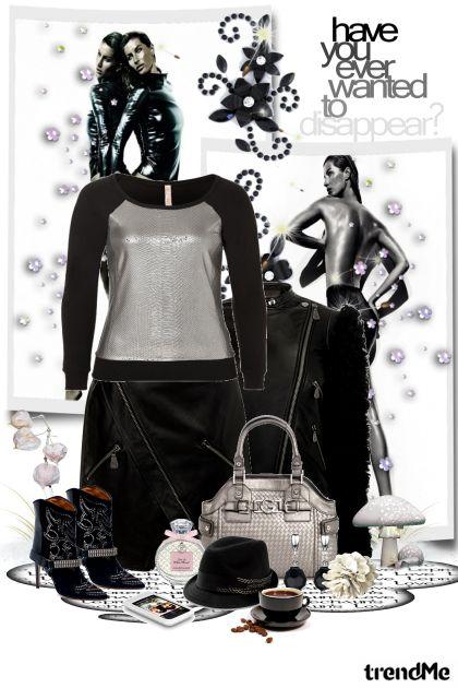 Silver&Black