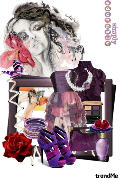 I adore purple!!!
