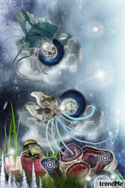 Sea aliens