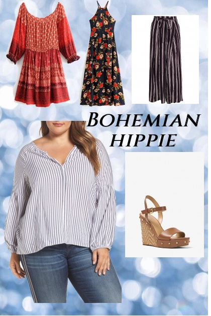 Bohemian hippie