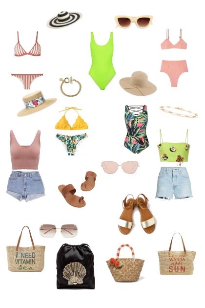 Beachy, Tropical
