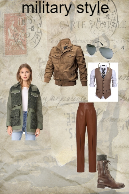 military style cc