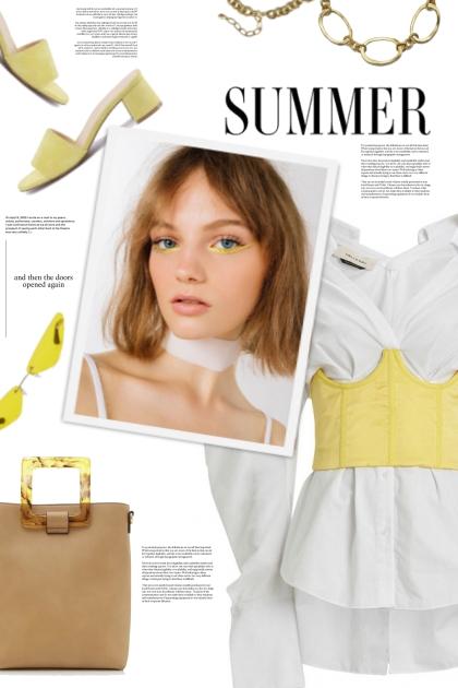 #7 ▲ Yellow Summer