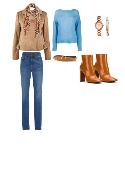 Осенний образ- Fashion set
