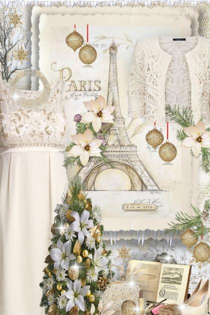 Winter Wedding Vintage Vibe