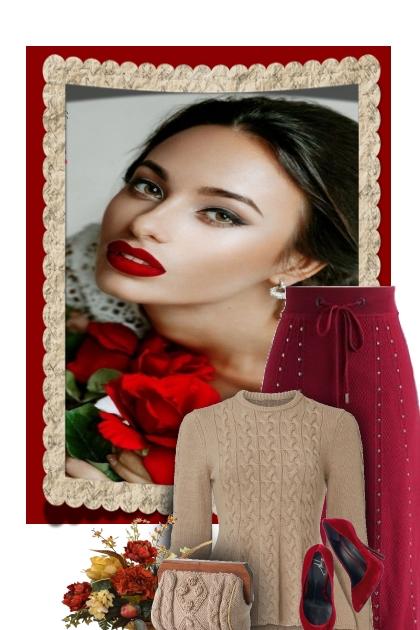 Warm winter- Модное сочетание