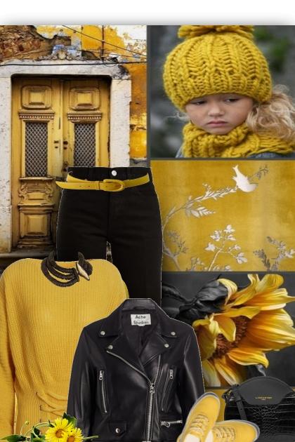 yellow black 2021