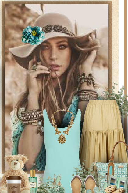 vintage 10- Модное сочетание