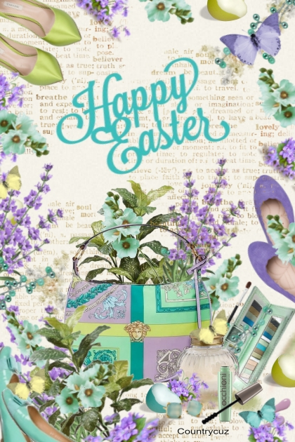 Happy Easter 2021- Fashion set
