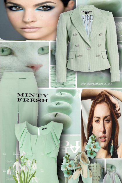 Fashion Styled Mint