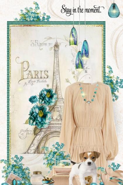 Travel sets Paris et
