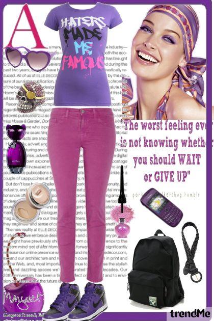 Purple :D
