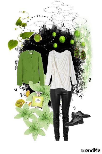 my green pasion