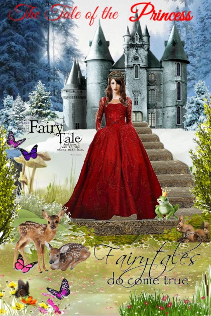 The Tale of the Princess