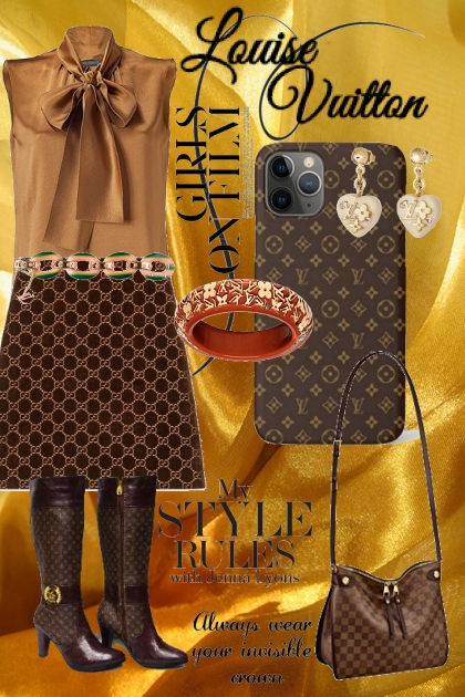 Style with LV