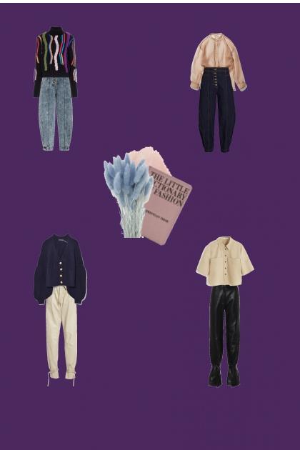брюки формы 2021