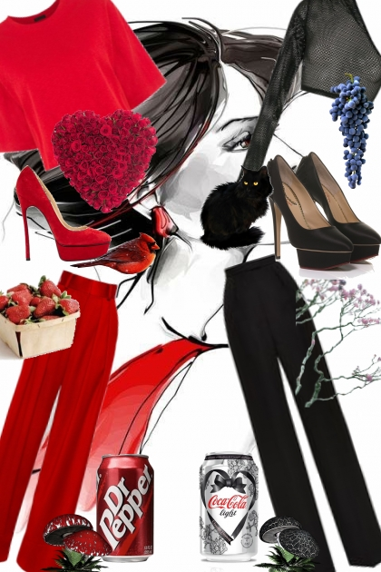 Red Vs. Black