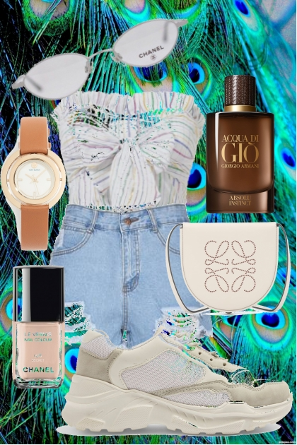 Cute outfit for August