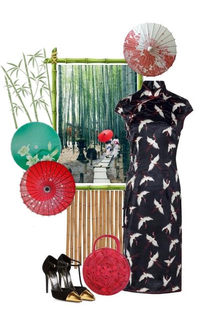 Qipao dress