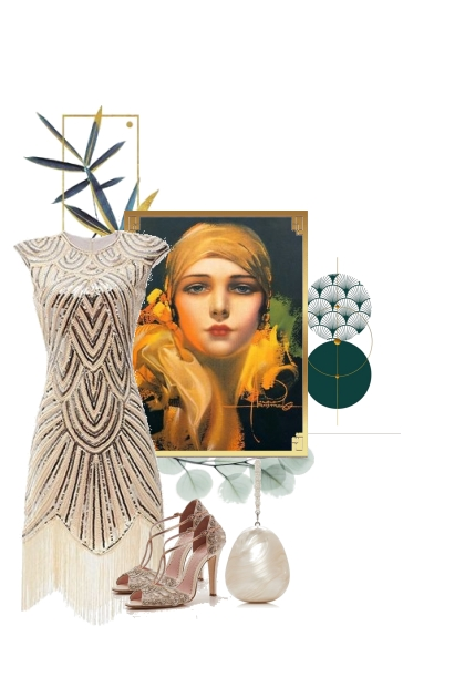 Felices años 20...........- Combinazione di moda