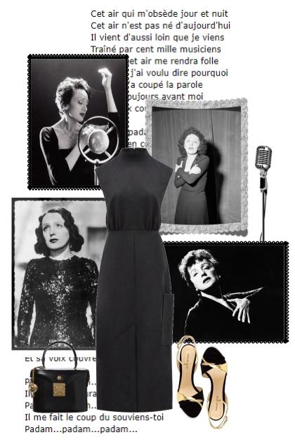Edith Piaf, Padam, padam