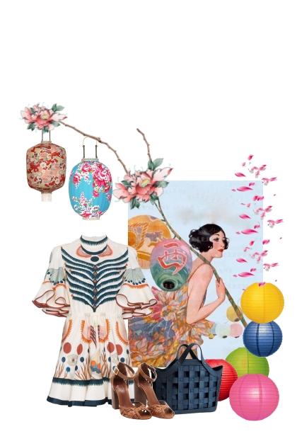 En primavera- Fashion set