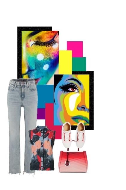 Gráfico- Fashion set