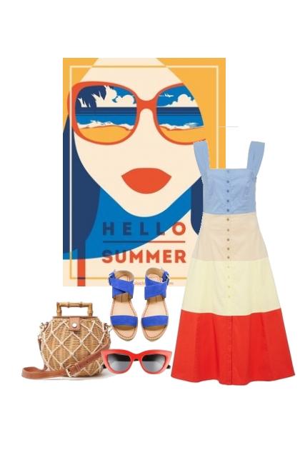 Hello Summer, Hola Verano