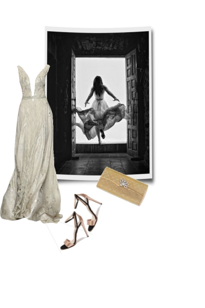 Open the door- Combinazione di moda
