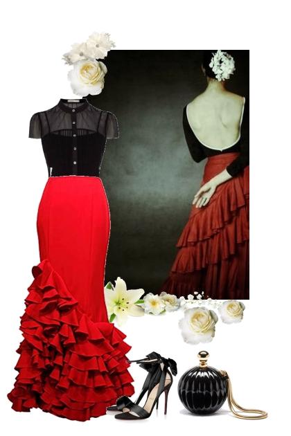 Flamenca y ole!