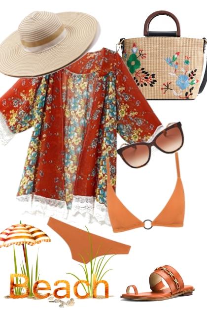 Sun Day, Fun Day- Fashion set