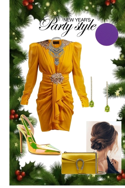 NEW YEAR OUTFIT-STYLE BY BLIFEOLOGY