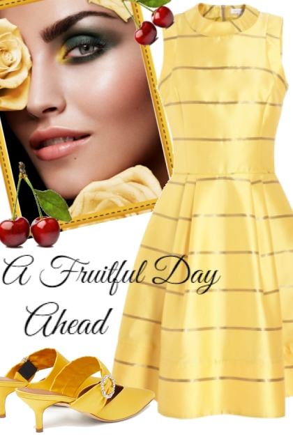 A Fruitful Day Ahead